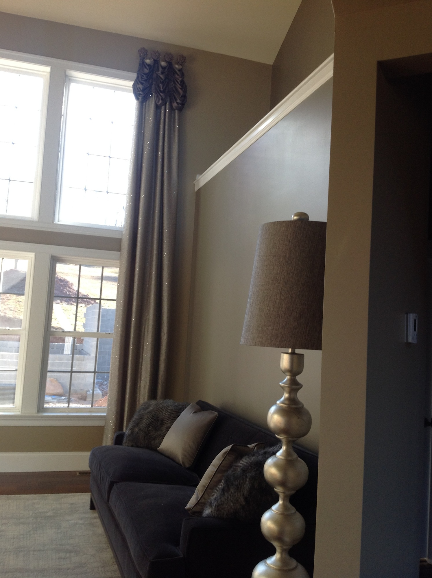 Designs Benfer 39 S Interiors Custom Drapes And Curtains
